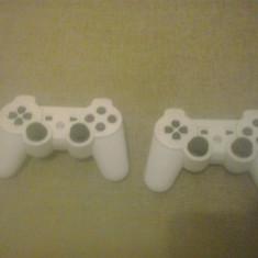 Controller Wireless Compatibil PS3 - Alb