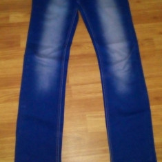 Blugi - Blugi barbati Denim Republic, Marime: 29, Culoare: Bleu