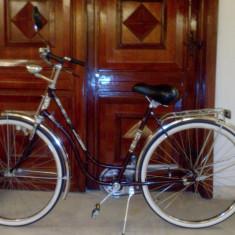 Bicicleta Vintage Dama Originala 80' - Bicicleta Dama, 20 inch, 28 inch, Numar viteze: 1