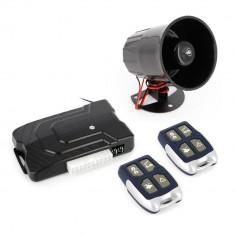 Alarma auto Carguard G100 RO-999GLB-AC-G100 - Inchidere centralizata Auto