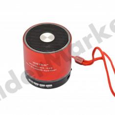 Boxa portabila Bluetooth 3W cu radio si MP3