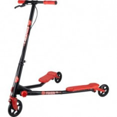 TrotinetA Yvolution A3 air scooter rosu - Trotineta copii