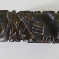 Rol / rola zugravit vechi, folosit la zugravirea si decorarea caselor, colectie