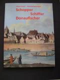 Navigatori,  comercianti  si  pescari  pe  Dunare