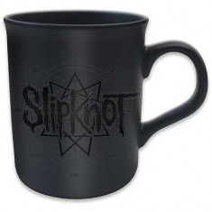 Cana Slipknot - Logo Star Matt