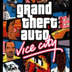 GRAND THEFT AUTO VICE CITY STEAM CD KEY 10358 - Jocuri PC Rockstar Games, Role playing, 18+