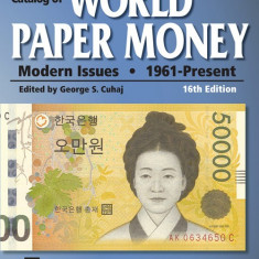 World paper money Catalog numismatic 1961-present