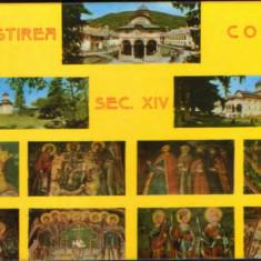 Romania - CP necirculata    -  Manastirea Cozia,monument istoric