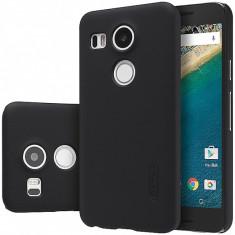 Husa plastic LG Nexus 5X Nillkin Frosted Blister Originala - Husa Tableta