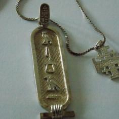 Lantisor cu pandante argint -1518 - Lantisor fashion