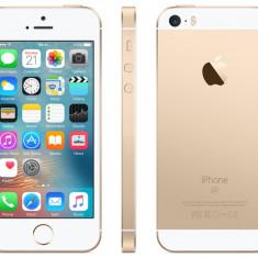 Apple iPhone SE 64GB Gold Sigilat Nou - Telefon iPhone Apple, Auriu