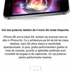 IPhone 5 SE / 64GB Nou! - Telefon iPhone Apple, Gri