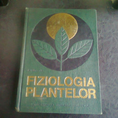 FIZIOLOGIA PLANTELOR - D. PARASCAN - Carti Agronomie