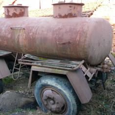 Cisterna 3600 litri - Utilitare auto