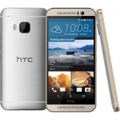 HTC M9 Gold on Silver Sigilat Nou - Telefon HTC, Auriu, Neblocat