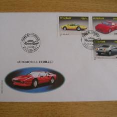 FDCR - AUTOMOBILE FERARI - LP 1499