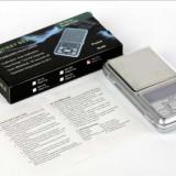Cantar electronic bijuterii, numismatica 200 g, precizie 0.01