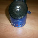Boxa portabila cu bluetooth cu usb si functie inregistrare WS-139RC, Conectivitate bluetooth: 1