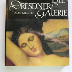 Galeria din Dezda - Maistrii vechi. Album format mare cu multe reproduceri - Album Muzee