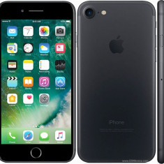 Apple iPhone 7 256GB Black Sigilat Nou - Telefon iPhone Apple, Negru