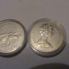 1 dollar Canada UNC 1980, America de Nord