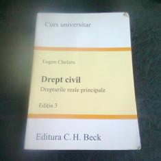 DREPT CIVIL - EUGEN CHELARU - Carte Drept civil