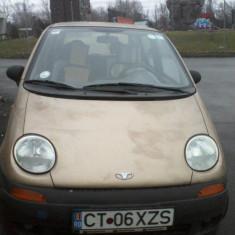 Daewoo Matiz 2004 + AC (fara rugina), Benzina, 105000 km, 796 cmc