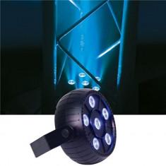 Cumpara ieftin NOU! PAR PROFESIONAL CU 6 LEDURI X 3 WATT,FULL COLOR RGB,ACTIVARE LA SUNET.