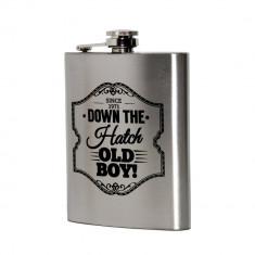 Plosca alcool inox Gentlemen's Quarters