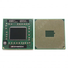 PROCESOR AMD Quad Core A8-4500M 2.8Hz cu Video AMD Radeon HD 7640G pt. LAPTOP - Procesor laptop AMD, 2500- 3000 Mhz, Numar nuclee: 4, FS1
