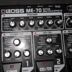 Vand Multiefect chitara BOSS ME 70 - Chitara electrica