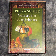 Petra Schier - roman in lb. germana - ca NOUA - 360 pag - 2+1 gratis - RBK23992 - Carte in germana