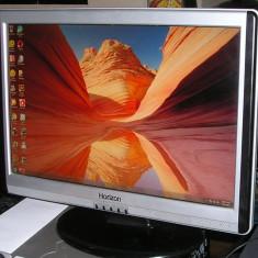 Monitor LCD Horizon 2005SW12, 20 inch, 5ms., 1680 x 1050