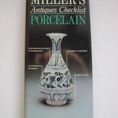Portelanul - MILLER'S Antiques Checklist - Carte Istoria artei