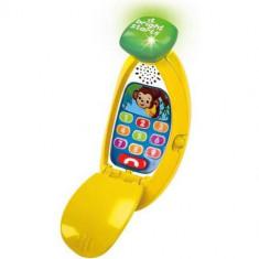 Telefonul Muzical Giggle and Ring - Jucarie pentru patut Bright Starts