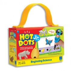 Carduri Hot Dots Stiinta - Secure digital (SD) card Educational Insights