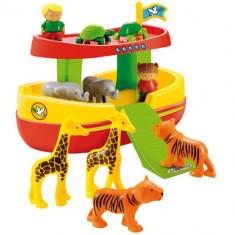 Set Constructii Abrick Arca lui Noe - Scule si unelte Ecoiffier