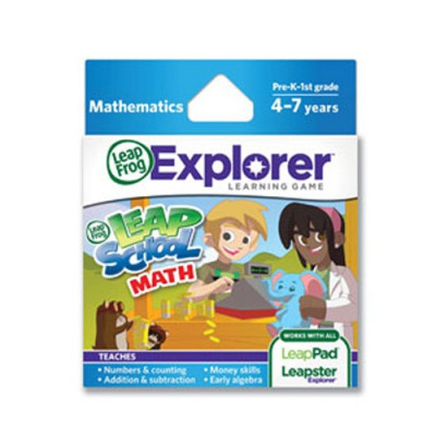 Soft Educational LeapPad Intelege Matematica foto