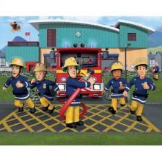 Tapet pentru Copii Pompierul Sam 2016