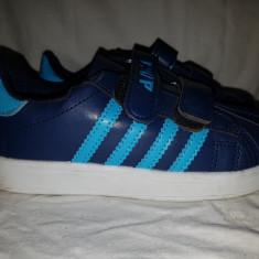 Adidasi copii, Marime: 31, 33, 34, Culoare: Albastru