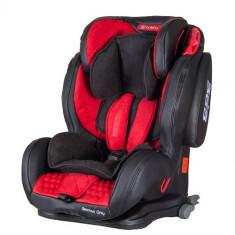 Scaun Auto Sportivo Only cu Isofix 9-36 kg Red - Scaun auto copii grupa 1-2-3 (9-36 kg) Coletto