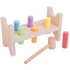 Jucarie Pentru Percutie - Jocuri Logica si inteligenta Bigjigs