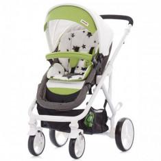 Carucior Etro 2016 Lime - Carucior copii 2 in 1 Chipolino