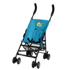 Carucior Holiday Mini Albastru - Carucior copii 2 in 1 DHS Baby