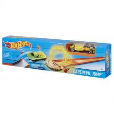 Hot Wheels - Pista Daredevil Jump - Masinuta Mattel