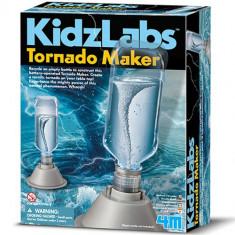 Set Creatie Tornado - Jocuri Logica si inteligenta 4M