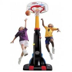 Cos de Basket cu Suport si Roti - Spatiu de joaca Little Tikes