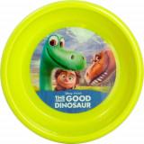 Farfurie Adanca Plastic Bunul Dinozaur, Farfurii