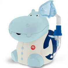 Nebulizator cu Compresor Mr Hippo - Aparat aerosoli copii