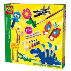 Set Creatie Clestisori - Jocuri arta si creatie SeS